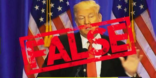 Trump y la mentira